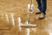 Gap filling & Finishing services provided by trained experts in Floor Sanding Catford